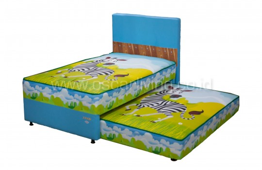 Comforta  Junior Zebra 2 In 1 (Promo September)