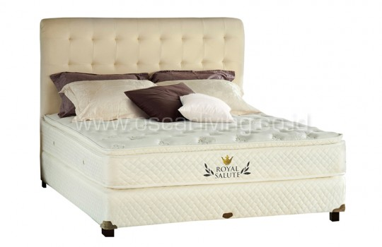 Quantum Royal Salute Orthopedic Single Pillowtop  Biante