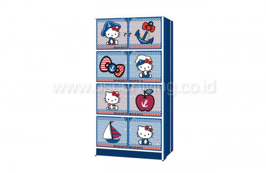Locker Box Character KEA HKLB84SL