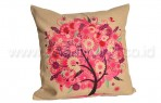Bantal Sofa Decoration Motif Sakura Tree Q56