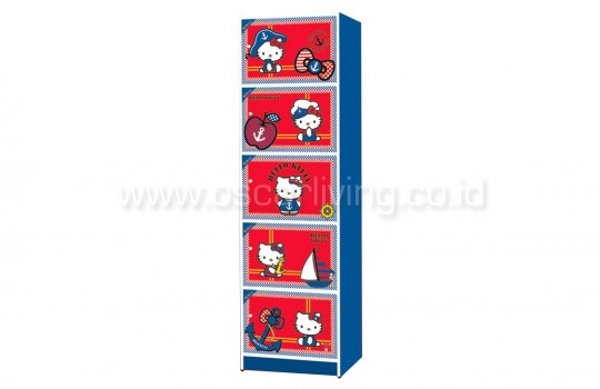 Locker Box Character KEA HKLB5SL