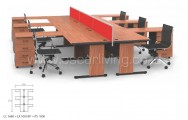Workstation Grand Furniture Colaborative 5A