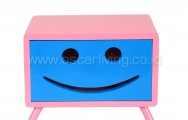 Tempat tissue amazon - Pink Biru