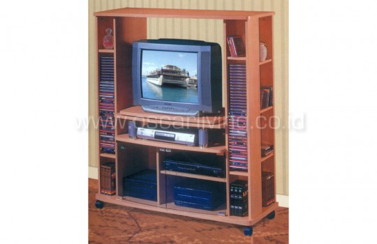 Lemari TV Gold SL Series 1300RX