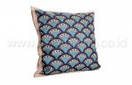 Bantal Sofa Decoration Motif Carving Clam Q1955
