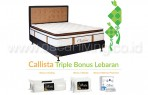 Ladova Callista Bedset Queenstown Promo Triple Bonus Edisi Lebaran