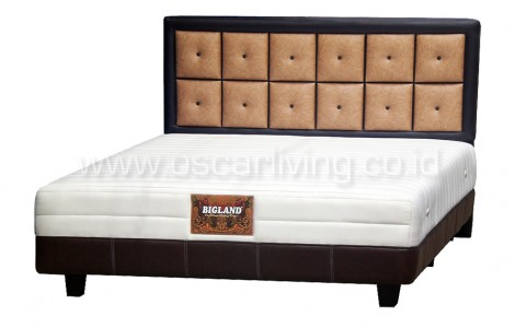 Kasur Bigland BED SET REGULER SANDARAN NAPOLLY