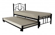 Bed Orbitrend Jupiter Pluto Black 2 in 1