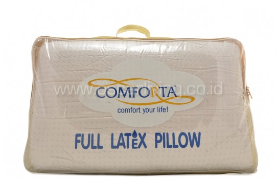Bantal Comforta Full Latex