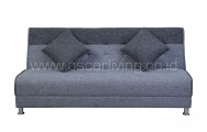 Sofabed IVANKA 2 Warna - Soft Grey
