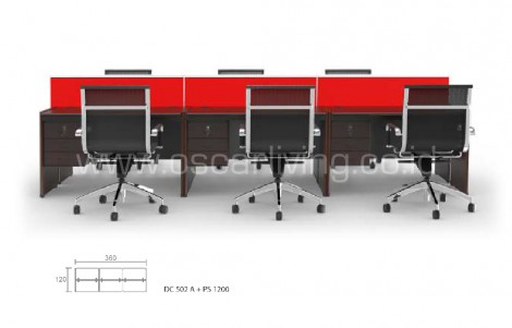 Workcenter Grand Furniture Dynamic 15C