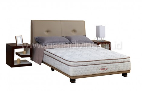 Guhdo MultiBed Ruby Dream Sandaran Bravo