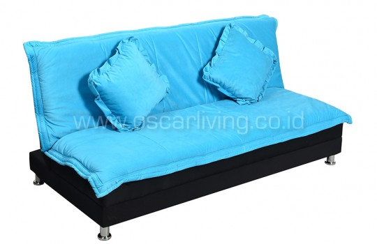 Sofabed Wellington Light Blue