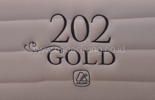 Airland 2in1 202 Gold Sandaran NYC