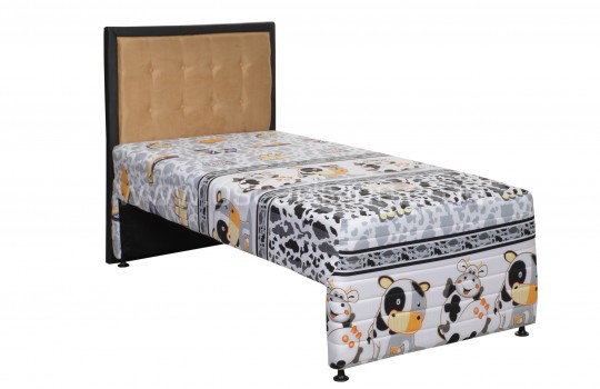 Javaland Springbed Beauty Kids 2in1 Sandaran Queenstown - Fullset