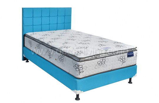 Romance Feeling Lovely Top Bedset Sydney Ocean Blue