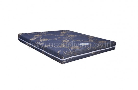 Saveland Orthopedic Bedset Queenstown Oreo - Biru (28cm)