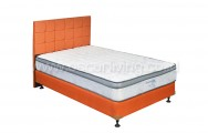 Comforta Superfit Gold Bedset Sydney Sweet Orange