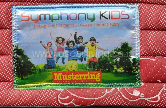 Musterring 2 In 1 Symphony Kids HB Porto