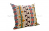 Bantal Sofa Decoration Motif Railway Q3097