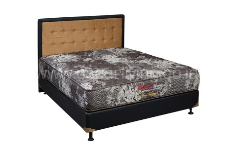 Javaland Springbed New Imperial HB Queenstown - Coklat