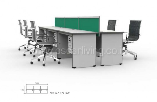 Workstation Grand Furniture Call Center 24A
