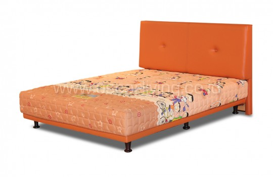 Guhdo Multi Bed Happy Kids Sandaran Bravo
