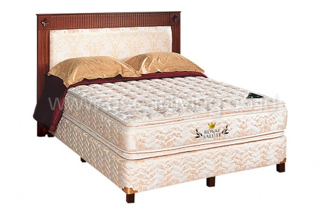 Quantum New Royal Salute Double Pillow Top Ravena