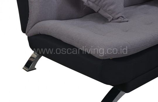Sofabed Boston Polos - Charcoal