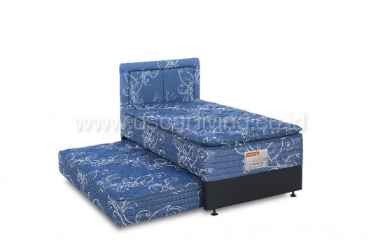 Kasur Musterring 2 in 1 Master Pillowtop Sandaran MH6