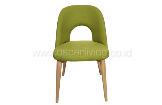 OLC Greyliving Scandi Dining Chair