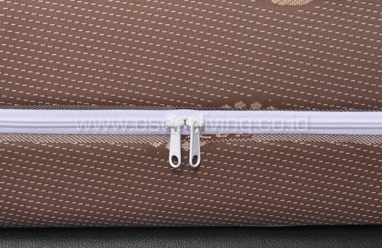 Saveland Orthopedic Bedset Queenstown Oreo - Coklat (25cm)