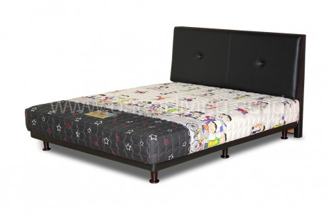 Guhdo MultiBed Happy Kids Sandaran Bravo