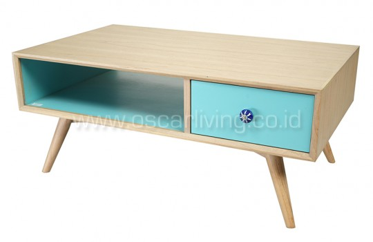 OLC Greyliving Scandi Coffee Table