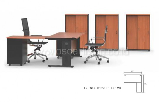 Executive Office Grand Furniture Lexus 6B
