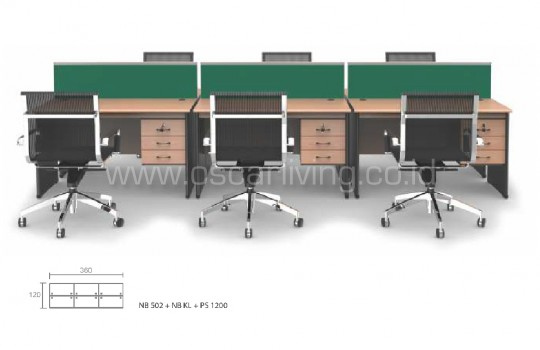 WorkStation Grand Furniture Call Center 20A