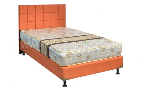Uniland Standard Bedset Sydney Sweet Orange