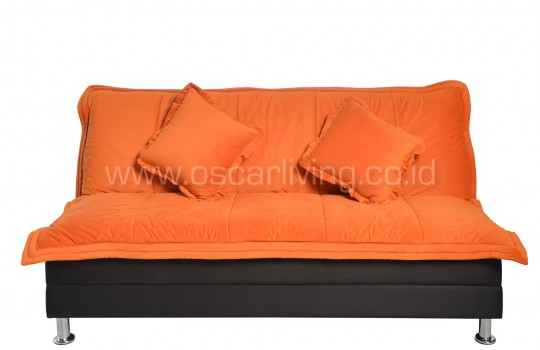 OLC Sofabed Wellington Orange