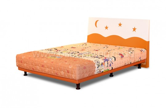 Guhdo MultiBed Happy Kids Sandaran Starmoon