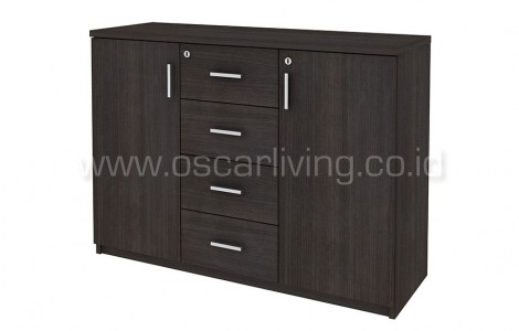 Cradenza  Expo DLG1217 Dark Oak