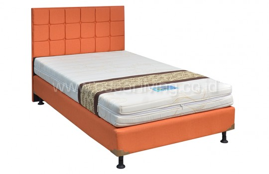 Saveland Ultra 25 Cm Bedset Sydney Sweet Orange