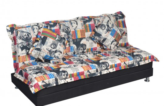 OLC Sofabed Wellington Retro