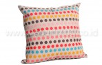 Bantal Sofa Decoration Motif Multicolor Volcadot Q2443