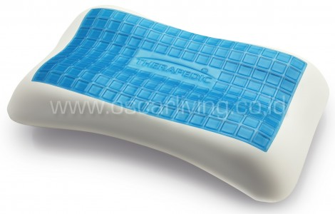 Kasur Therapedic Anatomic TM Gel Pillow