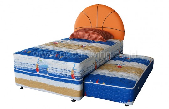 Quantum 2 In 1 Kids HB Basket Ball
