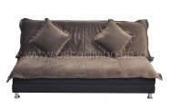 OLC Sofabed Wellington Brown