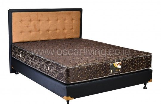 Liberty Onyx Coklat Bedset Queenstown