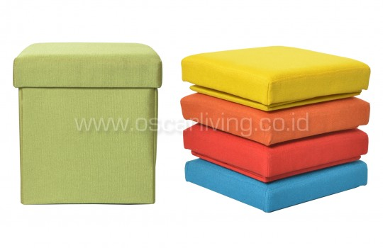 OLC Storage Box (Chair) - Yellow