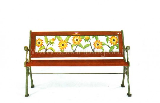 Bench Lakshmi Sun Flower