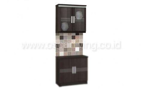 Kitchen Set Atas Popular KSA9262